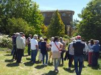 Evenement Redortiers Visite de l'église, chant grégorien