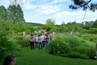 Evenement Val de Vesle Découverte du Jardin de la Presle et Fête de la Rose