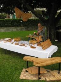 Evenement Bouyon Visite guidée du jardin la Propriété Marro