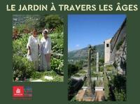 Evenement Puy Saint André Le jardin à travers les âges - conférence