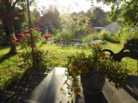 Evenement Marne Visite du jardin de l'Atelier d'Hélène