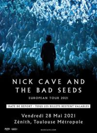 Evenement Toulouse Nick Cave and the Bad Seeds