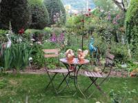 Evenement Salignac Visite découverte du Jardin de l'Atelier du Mille Pattes
