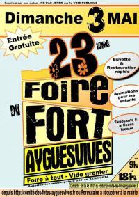 Evenement Gourvieille 23 Foire Du Fort