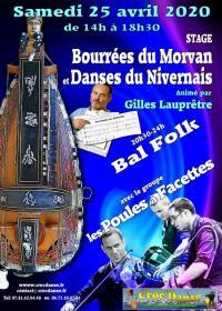 Evenement Aix les Bains stage de bourrées du Morvan et danses du Nivernais