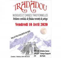 Evenement Aulus les Bains Blad Trad gratuit