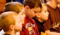 Evenement Saint Laurent du Verdon Retraite pour les enfants