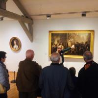 Evenement Frans Les dimanche au musée, visite commentée de l'exposition