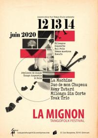 Evenement Montvicq La Mignon - TangoFolk Festival