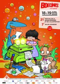 Evenement Balan Festival BDécines 2020