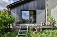 Evenement Cazères Visite - Rénovation d'une grange en maison