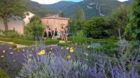 Evenement Saillans Contes et fête des plantes au jardin de l'Ancien Monastère de Sainte-Croix