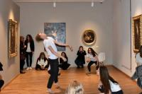 Evenement Paziols Danses à l'oeuvre