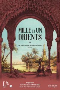 Evenement Haute Marne Exposition Mille et Un Orients - Les Grands Voayges de Girault de Prangey