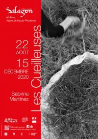 Evenement Montfort Les Cueilleuses exposition de Sabrina Martinez, photographe-plasticienne