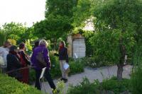 Evenement Saint Michel l'Observatoire Le jardin au Moyen Âge