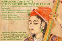 Evenement Saône et Loire TransFORMATION YOGA de la VOIX