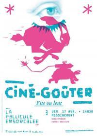 Evenement Yoncq Ciné-Goûter de printemps : Vite ou lent