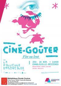 Evenement Mondigny Ciné-Goûter de printemps : Vite ou lent