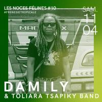 Evenement Houdilcourt ///REPORTÉ /// DAMILY etamp; Toliara Tsapiky Band à Reims (51) Les Noces Félines #10