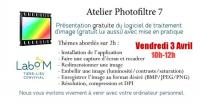 Evenement Saint Montan Atelier Retouche d'Image - Capture d'écran