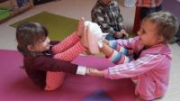 Evenement Mionnay Formation d'enseignants Funny-yoga pour enfants et familles