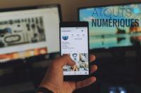Evenement Mauves [Webinaire] Les réseaux sociaux dans son métier - méthode, outils, bonnes pratiques | Atouts Numériques