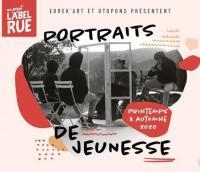 Evenement Barjac Portrait de jeunesse en Coeur de Garonne
