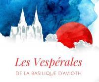 Evenement Pure Les Vespérales d'Avioth - Messe du dimanche soir dans la basilique