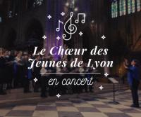 Evenement Pure Le choeur des jeunes de Lyon en concert à Avioth