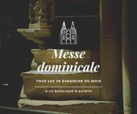 Evenement Lorraine Messe dominicale à Avioth