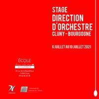 Evenement Saône et Loire Stage direction d'orchestre