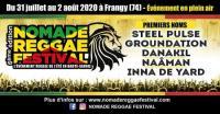 Evenement Saint Julien en Genevois Dub Silence - Nomade Reggae Festival