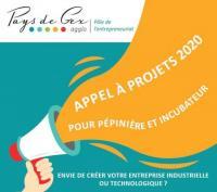Evenement Saint Julien en Genevois Appels à projets pour InnoGEX, l'incubateur labellisé CERN