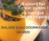 Evenement Carry le Rouet Balade gourmande en voilier en Provence
