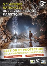 Evenement Ceyzériat Cinquièmes assises nationales de l'environnement karstique