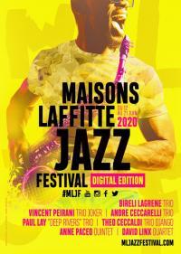 Evenement Travecy Maisons-Laffitte Jazz Festival
