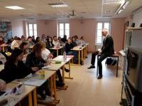 Evenement Limousin Prévention et sensibilisation en milieu scolaire, toute l'année scolaire, sur demande et accord préalable du responsable d'établissement