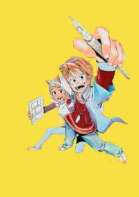Evenement Gruissan Vernissage de l'exposition suite à l'atelier manga avec une battle de dessins avec Olivier Faure etamp; Cie