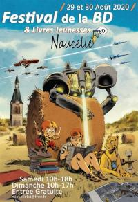 Evenement Réquista Festival BD et livres jeunesse de Naucelle