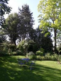 Evenement Épothémont Jardin à   l'anglaise
