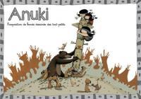 Evenement Allemant Anuki : l'exposition bande dessinée des tout-petits