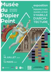 Evenement Mulhouse Bientôt - Perspectives, quand le mur s'habille d'architecture