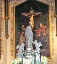 Evenement Lisle sur Tarn Visite-découverte de l'église Notre-Dame-de-la-Jonquière et d'une partie de son patrimoine à 81310 Lisle-sur-Tarn