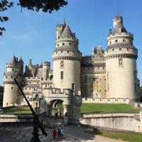 Evenement Saint Pierre Aigle Aventure au pied du chateau de Pierrefonds