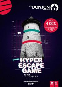 Evenement Haute Normandie Hyper Escape game au Donjon