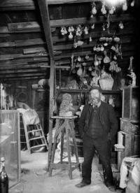 Evenement Saint Nicolas de Bourgueil Visite libre des collections et de l'exposition Atelier d'artiste, Jules Desbois