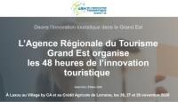 Evenement Nancy 48H de l'Innovation Touristique