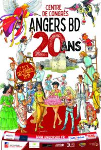 Evenement Angers Festival Angers BD