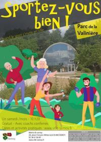 Evenement Loiret Sportez-vous bien !